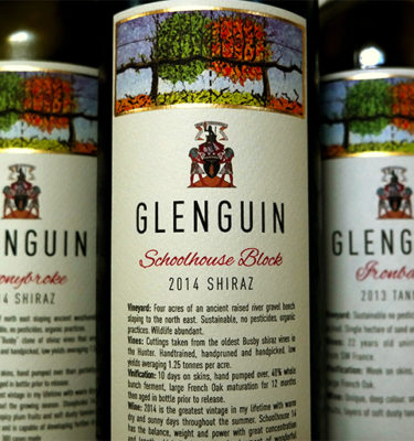 Glenguin Red Tasting 6-pack